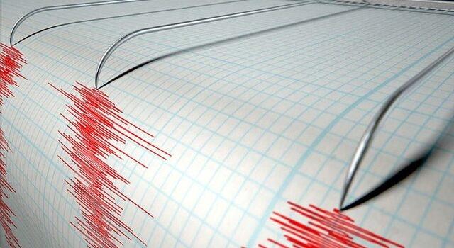 Ege Denizi açıklarında 4.0 büyüklüğünde deprem