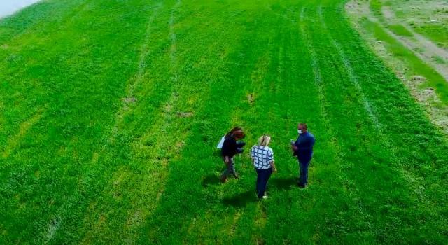 Atıl tarım alanları üretime kazandırılıyor