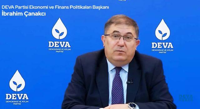 Deva Partisi'nden Merkez Bankası Başkanı'na 10 soru