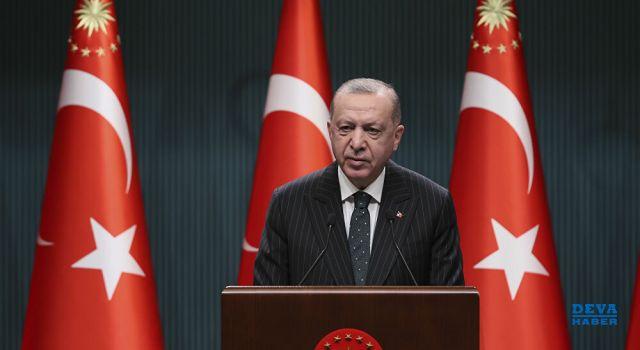 Erdoğan yine mavi boncuk dağıtıyor(!)