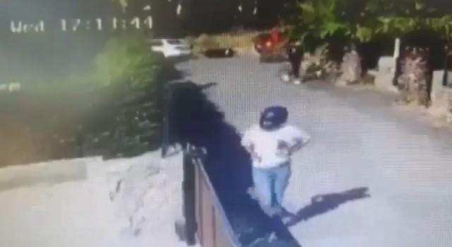 Bodrum'da şehit edilen polisin çatışma görüntüleri ortaya çıktı