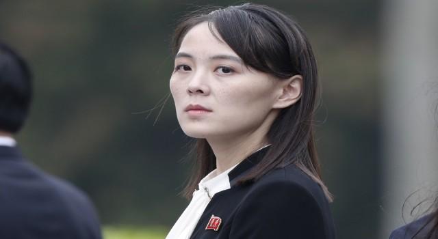 """Kuzey Kore lideri Kim'in kardeşi Kim Yo-Jong: """"ABD hayal kırıklığına uğrayacak"""""""