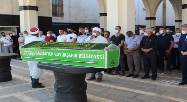 Cesedi Fırat'ta bulunan Usalp'ın cenazesi defnedildi