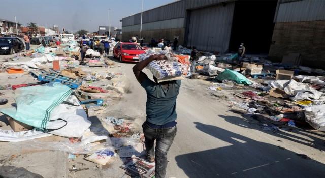 Güney Afrika'daki protestolarda can kaybı 117'ye yükseldi
