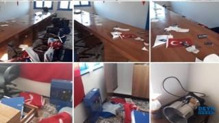 DEVA Partisi Hassa teşkilatına saldırı: 3 kişi gözaltına alındı
