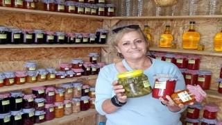 Mudanyalı kadınların organik ürünlerine rağbet