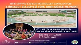 Türk Tarih Müzesi özel bir konsere ev sahipliği yapıyor