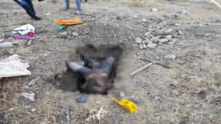 Define aramak için kazdığı çukurda 9 gün sonra cesedi bulundu