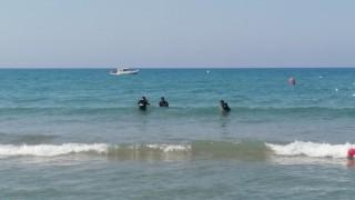Denizde ceset ihbarı Sahil Güvenlik ve JAK timini alarma geçirdi