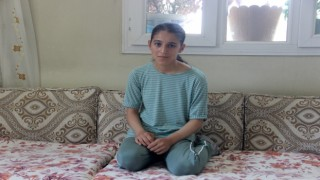 Şanlıurfalı 13 yaşındaki hentbolcu Merve Akpınar duygularını anlattı