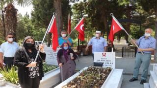 Şehit ailelerinden, bayrak çalanların serbest bırakılmasına tepki