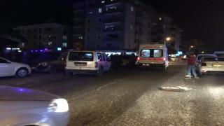 Bıçaklı kavgada 2 kişi yaralandı