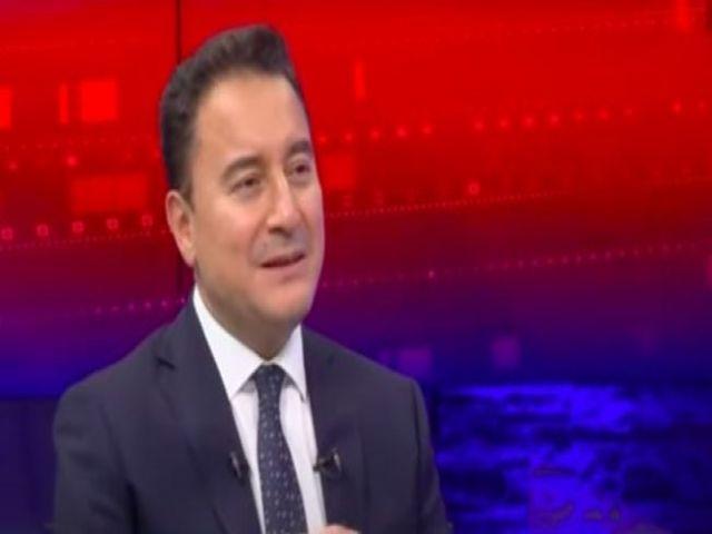 Ali Babacan HALK TV'de